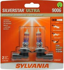 Headlight Bulb-Base Sylvania 9006SU.BP2