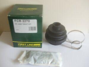 NEW FIRST LINE FCB2270 CV Joint Boot Kit For BMW 3 SERIES E30 PORSCHE 911 928
