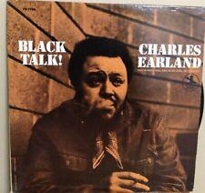 "1970 ""Black Talk"" by Charles Earland Original PR7758 Prestige Records Vinyl LP"