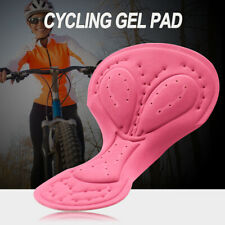 Women Cycling Gel Pads Ladies MTB Bike Riding Base Cushion Padded Underwear