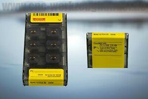 10x Sandvik R245-12T3E-PL 4330 für Stahl Neu mit Rechnung