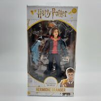 McFarlane Toys Hermione Granger Harry Potter Wizarding World 7-inch Figure, New