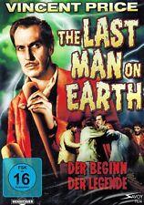 DVD NEU/OVP - The Last Man On Earth - Der Beginn der Legende - Vincent Price