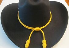 Cavalry Hat Band - Yellow - Hat Band only
