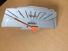 New Genuine Fiat 850 Saloon Speedometer Dial Cluster Speedo May fit 500 Model