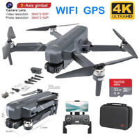 F11 Pro 4K Camera Drone Brushless Wifi FPV GPS Quadcopter Flight 1500m RC Drones