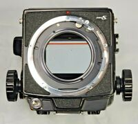 Mamiya RB67 Pro S Medium Format SLR Film Camera Body + Film Holder