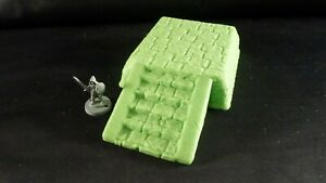 28mm Stone Base with Steps Dark Realms