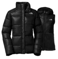 The North Face Women's Sumbu 550 Down Triclimate Jacket TNF Black Size Medium