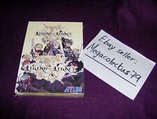 NINTENDO 3DS NISA EUROPE ///Legend Of Legacy LAUNCH EDITION\ PAL NEW SEALED