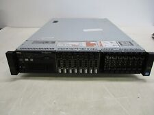 Dell Poweredge R720 Two Six Core Intel Xeon E5-2630 v2 @ 2.6Ghz 8Gb Ram No Hd