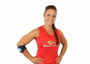 Tennis & Golf Elbow Cold Gel Therapy Brace Compress- Reusable Ice Pack Wrap