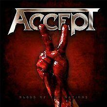 Blood of the Nations von Accept   CD   Zustand sehr gut