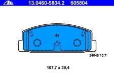 Bremsbelagsatz Scheibenbremse - ATE 13.0460-5804.2