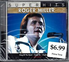 Roger Miller:  Super Hits (Country) (CD, Apr-2007, Sony Music Distribution (USA