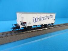 Marklin 48166 DB Closed Freight Car WEIHENSTEPHAN