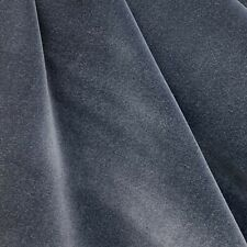 Designtex Luxurious Mohair Plus Upholstery Fabric In Cadet By The Yard