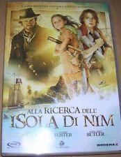 Alla ricerca dell'isola di Nim (2008) DVD
