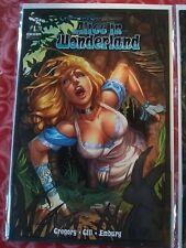 Zenescope Grimm Fairy Tales Alice in Wonderland #1 Cover C