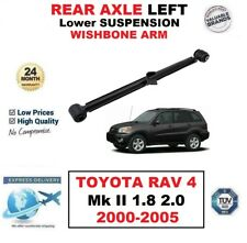 REAR AXLE LEFT Lower CONTROL ARM ROD for TOYOTA RAV 4 Mk II 1.8 2.0 2000-2005