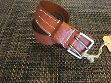 "MADE & CRAFTED LEVI'S THE BRONW DOUBLE PRONG  BELT(100cm/ 40 "" )"