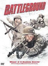 Battleground (DVD, 2004) SNAP CASE