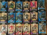brand new marvel legends figures BAF PART INCLUDED  now  £17 EACH