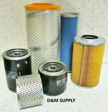 Ford New Holland Tractor Filter Service Kit For 555A 555B 1975 to 1981