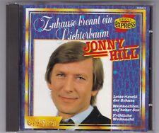 Jonny Hill-a casa brucia un albero luminoso-CD 1991-top Natale!