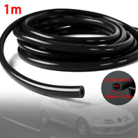 "6mm 1/4""Silicone Vacuum Hose Line Silicon Rubber Oil Air Fuel Gasoline Pipe Tube"