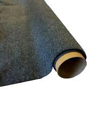 4sqm Anthracite Stretchy Camper Van Lining Carpet