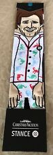 MEN'S STANCE NATIONAL LAMPOON'S CHRISTMAS VACATION SOCKS-LARGE (9-12)-NWT!