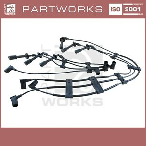 Ignition Lead Set for Porsche 911 G 3.2 Carrera Only Since '85- Ignition Leads