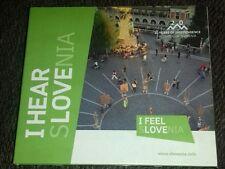cd i hear feel slovenia Slovenian music folk songs modern songs