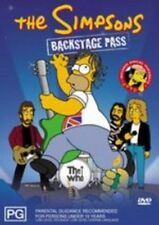 The Simpsons PG Rated Comedy Movie DVDs & Blu-ray Discs