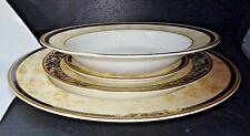 Wedgwood Bone China--Cornucopia--Soup Bowl, Bread, Salad & Dinner Plates