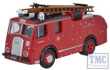 76F8004 Oxford Diecast 1:76 Scale OO Gauge Dennis F8 Essex Fire Brigade
