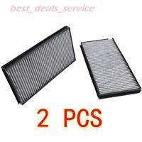 Set of 2 BMW 525i 525xi E60 E63 E64 5//6 SERIES Cabin Air Filter 64316935823MY