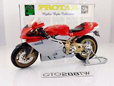 Protar 1/9 scale MV Agusta F4 750 Serie Oro 1999 - Red (w/Metal Parts) 10400