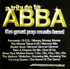 CD NUOVO: A TRIBUTE TO ABBA