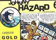 JOHNNY HAZARD 4 BOOKS OF SUNDAYS,3/2/1958 to 1/13/1963