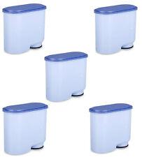 NEU !! 5 x Wasserfilter passend für SAECO und PHILIPS mit AquaClean CA6903