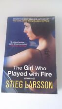 Stieg Larsson - The Girl Who Played with Fire (Millennium Trilogy, T.2)
