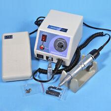 Dental LABORATORIO Marathon Micromotor N7 & Straight Contra Angle Handpiece