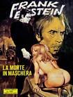MOVIE FILM FRANKENSTEIN MONSTER ITALIAN LA MORTE IN MASCHERA ART POSTER CC3351