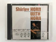 Classic Records Minty GOLD Audiophile CD - SHIRLEY HORN Shirley Horn With Horns