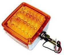 Amber Turn signal light, Indicator. May suit Kenworth,Freightliner,Mack Truck