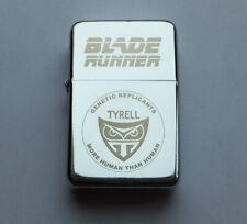 BLADE RUNNER - chrome petrol lighter -------- [Cd:346.mc-264-lP.] mini poster