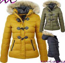Polyester Winter Parkas Outdoor Coats & Jackets for Women | eBay