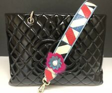 Strap You Leather Stud Bag  Strap Removable For Bag Purses Cold and Silver Clips